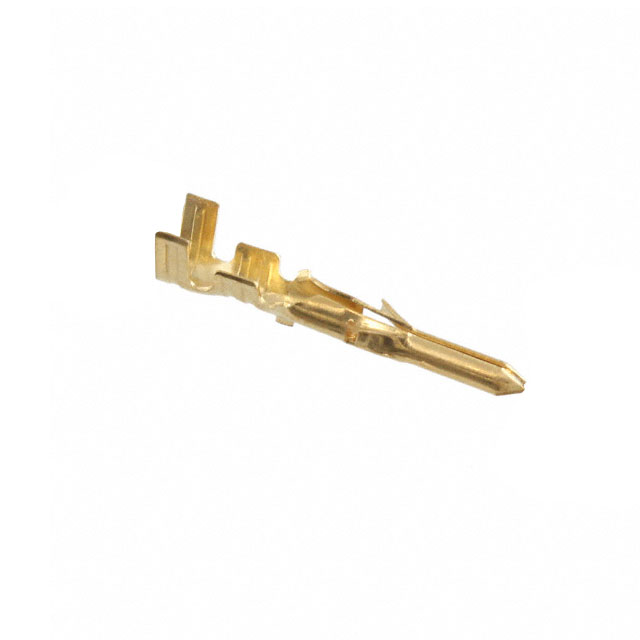 【0002066100】.062 MALE TERM GOLD 18-24AWG
