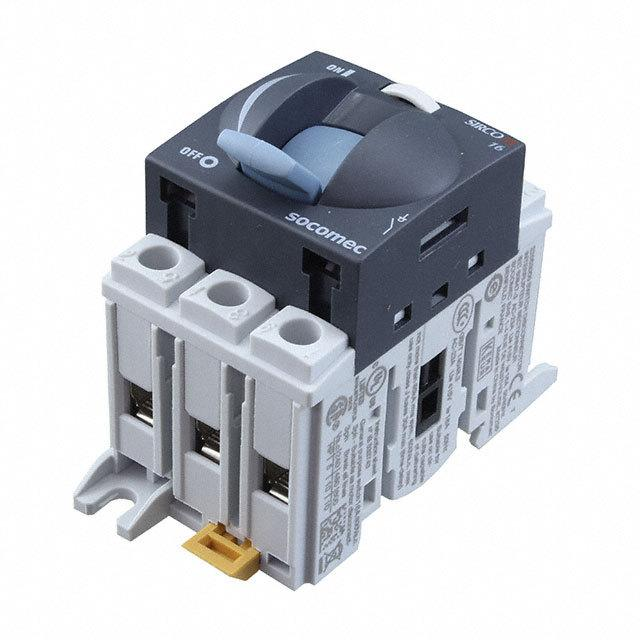 【22053000】SWITCH DISCONNECT 16A DIN RAIL