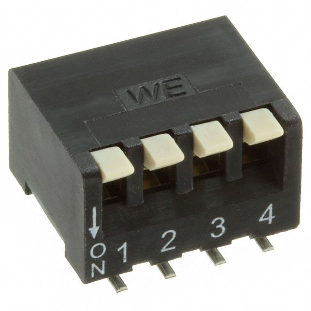 【418311170804】SWITCH PIANO DIP SPST 25MA 24V