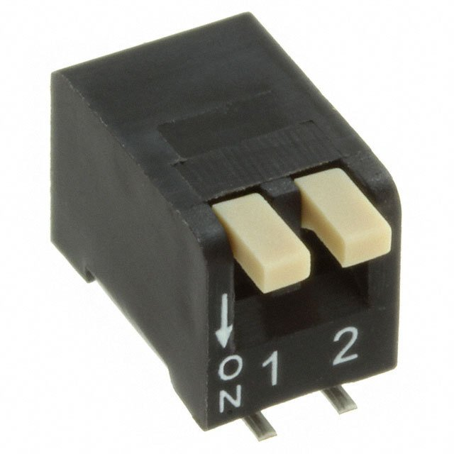 【418311270802】SWITCH PIANO DIP SPST 25MA 24V