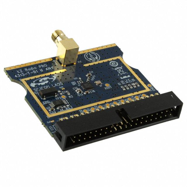 【4313-T-B1_B_ANY】KIT DEV ISM RECEIVER SI4313