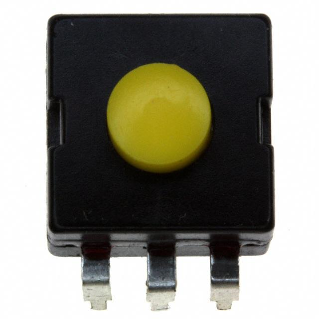 【50-0041-00】SWITCH PUSH SPDT 0.5A 14V