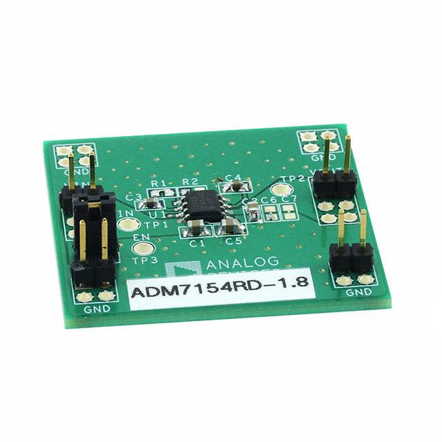 【ADM7154RD-1.8EVALZ】EVAL BOARD FOR ADM7154RD