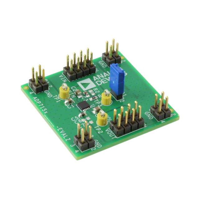【ADP7158CP-3.3EVALZ】EVAL BOARD FOR ADP7158