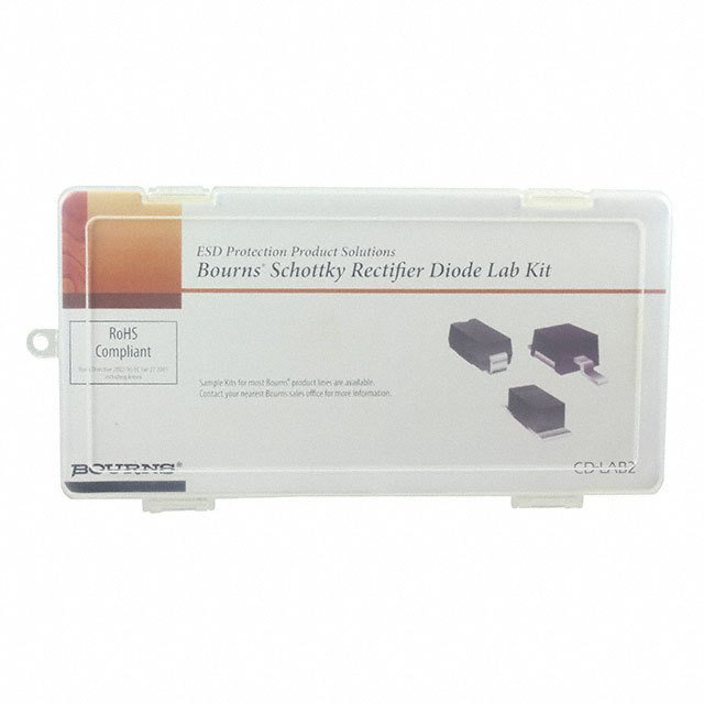 【CD-LAB2】KIT DIODE SCHOTTKY 10PC