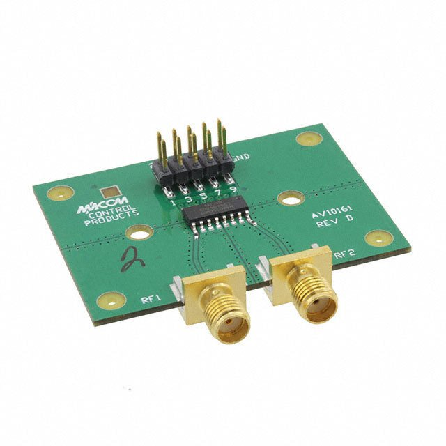 【MAADSS0009SMB】EVAL BOARD FOR MAADSS0009TR-3000