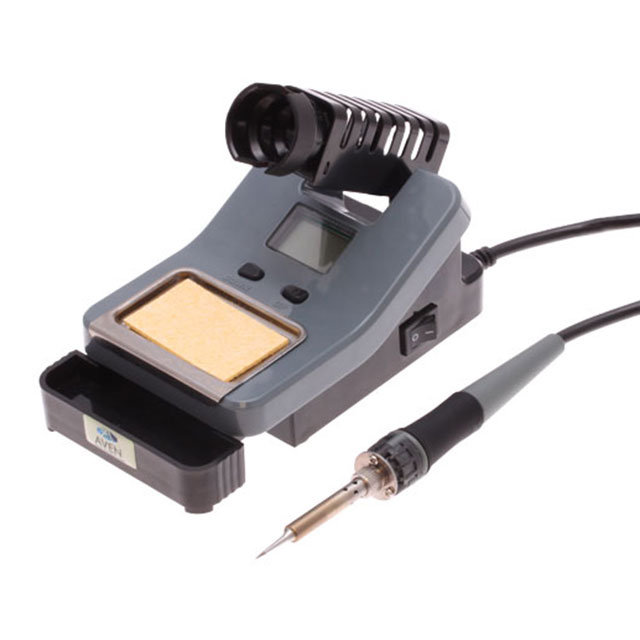 【17405】SOLDERING STATION WITH LCD DISPL