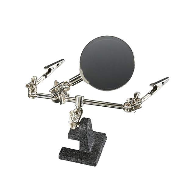 "【291】MAGNIFIER STAND 2.5"""" 4X"
