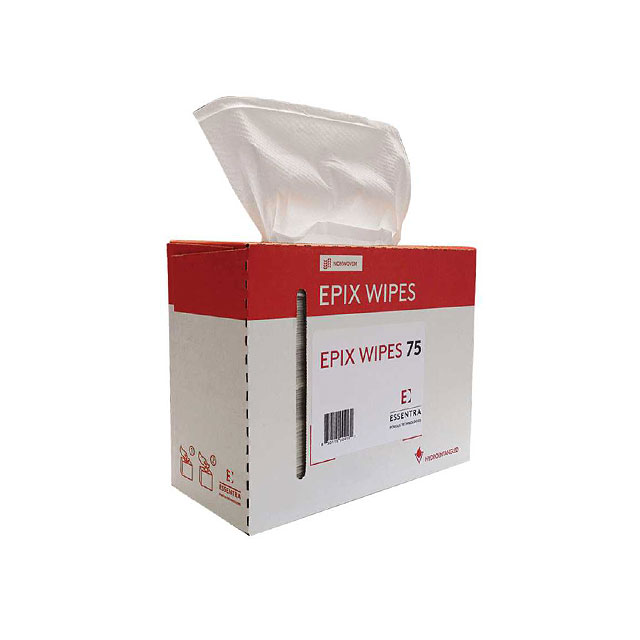 【6-EX75-100】WIPES DRY MOISTURE ABSORB 100PC
