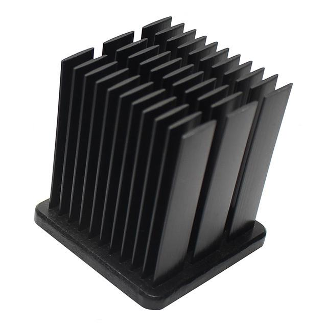 HEATSINK FORGED BLK ANO TOP MNT【AER31-31-23CB/A01】