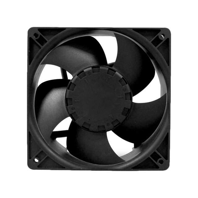 【CF4113HBL-000U-AA9】FAN AXIAL 120X38MM 100-240V IP21