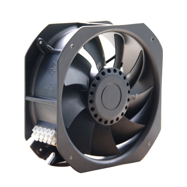 【17000653A】FAN EC 225X80MM CR2258-2800E1B