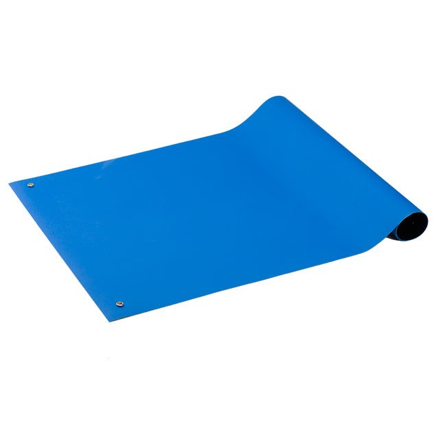 【5912436】TABLE RUN POLY ROYAL BLUE 3'X2'