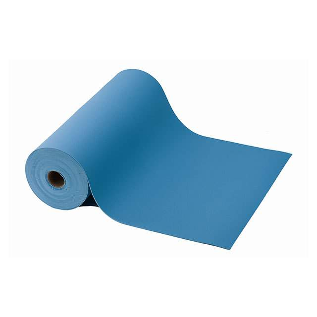 "【66700】TABLE RUN VINYL MED BLUE 24""""X40'"