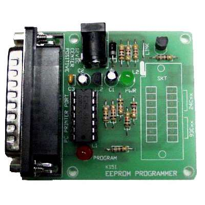 【TW-DIY-5151】KIT PROGRAMMER SERIAL EEPROM DIY