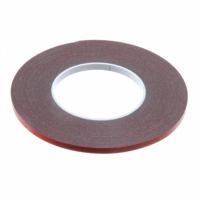 "【0.125-5-4646】TAPE DBL COATED GRAY 1/8""""X 5YDS"