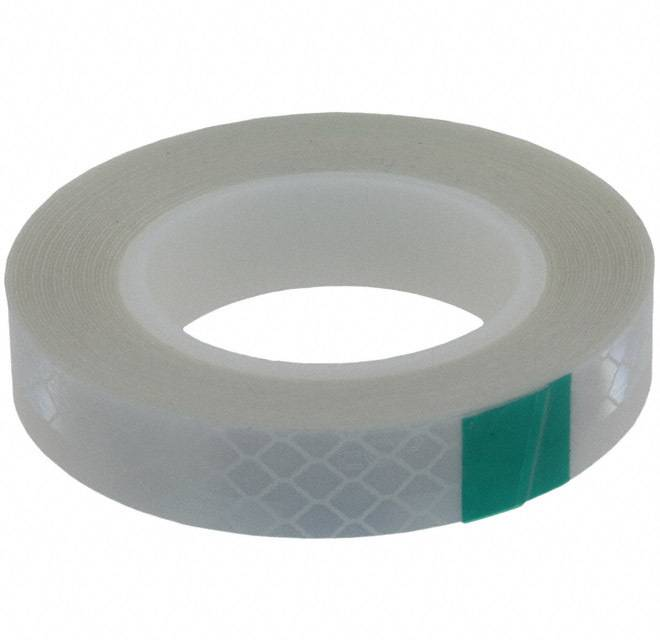 "【1/2-5-3430】TAPE REFLECTIVE WHITE 1/2""""X 5YDS"