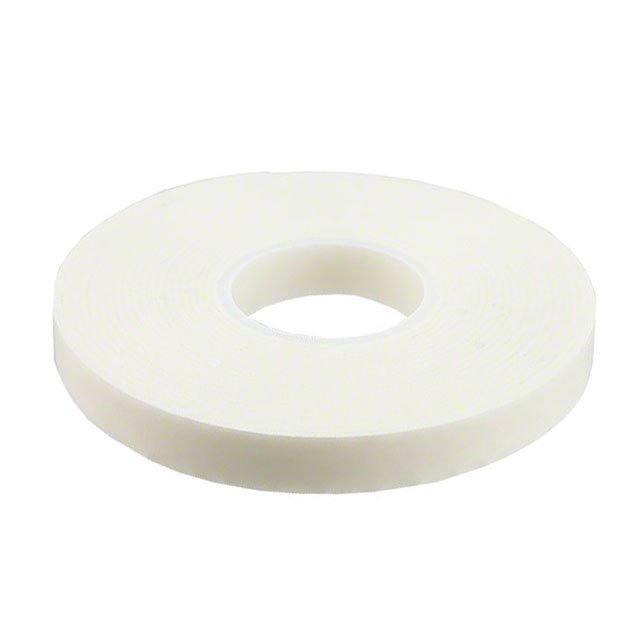 "【1/2-5-4466W】TAPE DBL COATED WHITE 1/2""""X 5YDS"