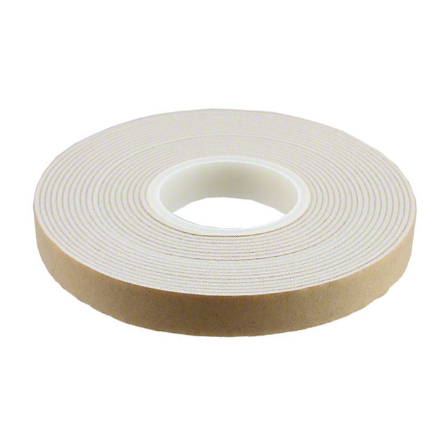 "【1/2-5-4496W】TAPE DBL COATED WHITE 1/2""""X 5YDS"