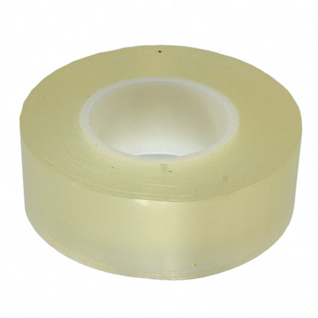 "【1-4-4658F】TAPE DBL COATED CLEAR 1""""X 4YDS"