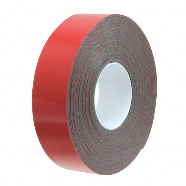 "【0.875-5-4611】TAPE DBL COATED GRAY 7/8""""X 5YDS"