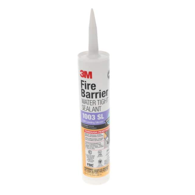 【1003SL-CART】FIRE BARRIER WATER TIGHT SEALANT
