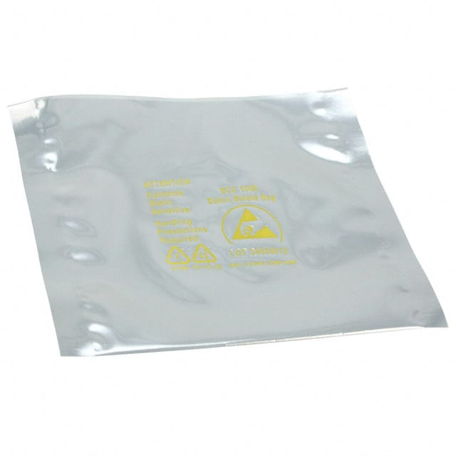 "【10044】BAG 4X4"""" STATIC SHIELD 1=1EA"
