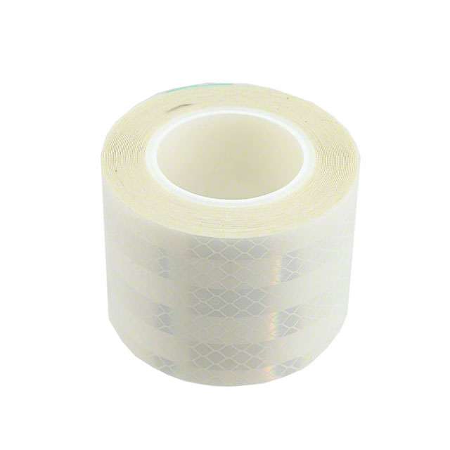 "【2-5-3430】TAPE REFLECTIVE WHITE 2""""X 5YDS"