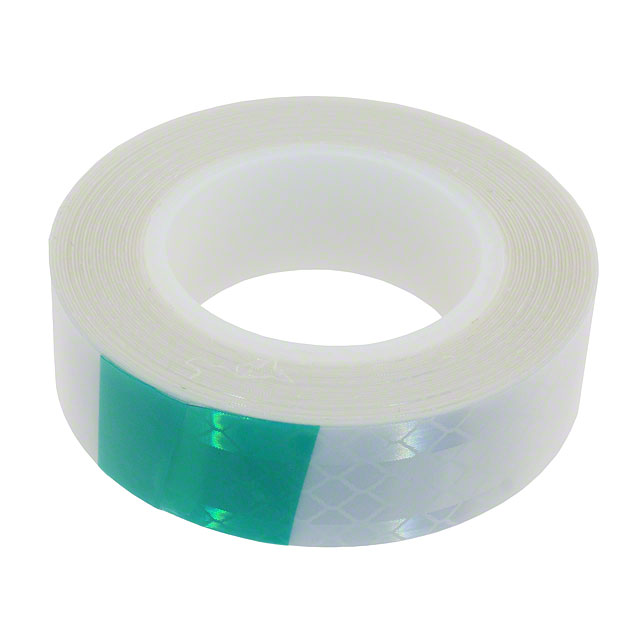 "【3/4-5-3430】TAPE REFLECTIVE WHITE 3/4""""X 5YDS"