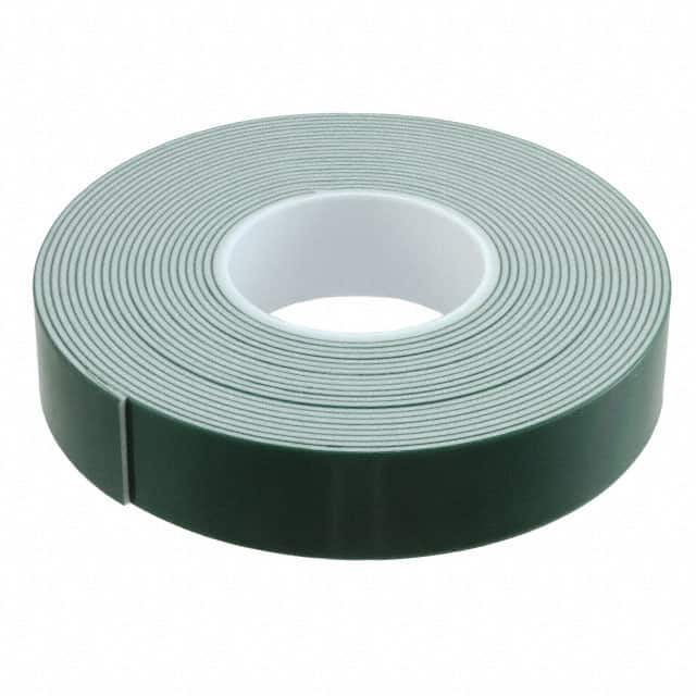 "【1/2-5-4622】TAPE DBL COATED WHITE 1/2""""X 5YDS"
