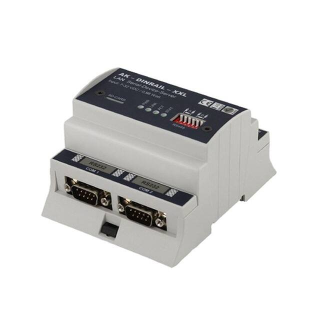 【AK-RP-XXL】ETHERNET TO SERIAL RS-232/RS-485