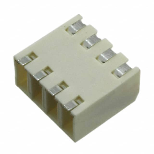 【009276004021106】TERM BLK 4POS SIDE ENT 2.5MM SMD