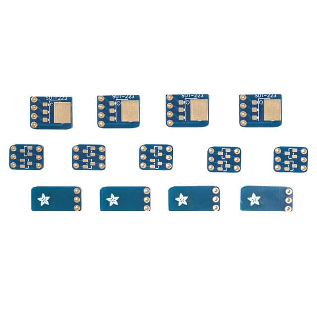【1230】SMT ADAPTERS 13 PACK