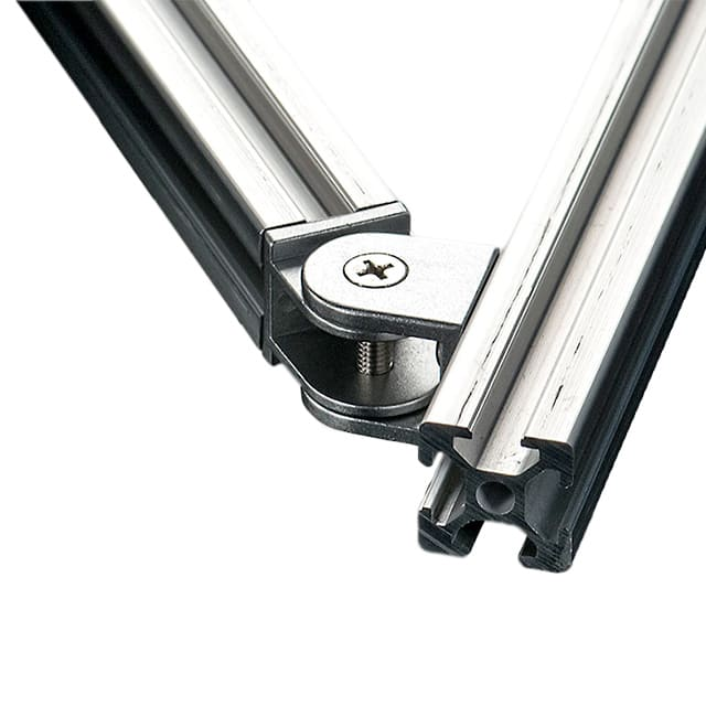 【1257】ANGLE SUPPORT ADJ 2020 EXTRUSION