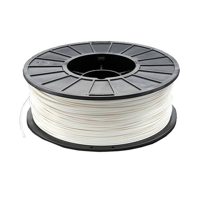 【2069】FILAMENT WHT ABS 1.75MM 1KG