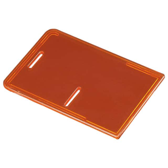 【2246】PI MODEL B+/2/3 CASE LID ORANGE