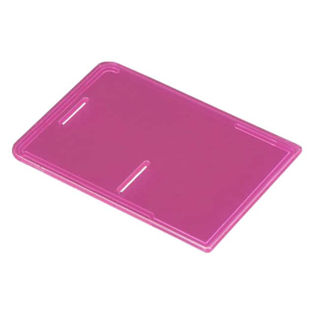 【2247】PI MODEL B+/2/3 CASE LID PINK