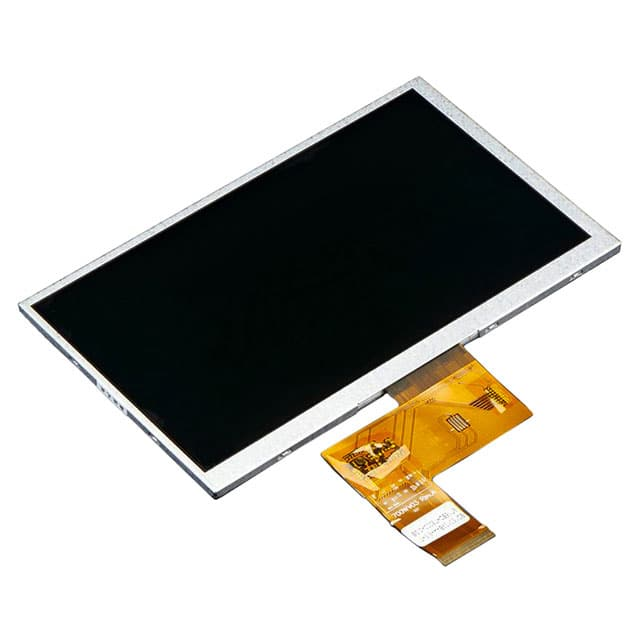 TFT DISPLAY - 800X480 W/O TOUCH【2353】