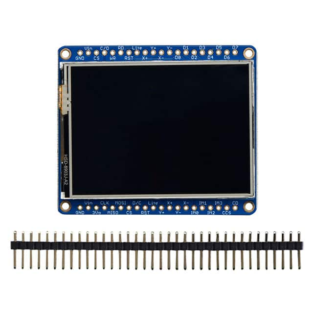 "【2478】2.4"""" TFT LCD WITH TOUCHSCREEN"
