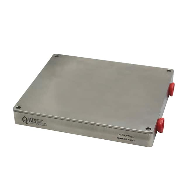 【ATS-CP-1002】MINI CHANNEL COLD PLATE