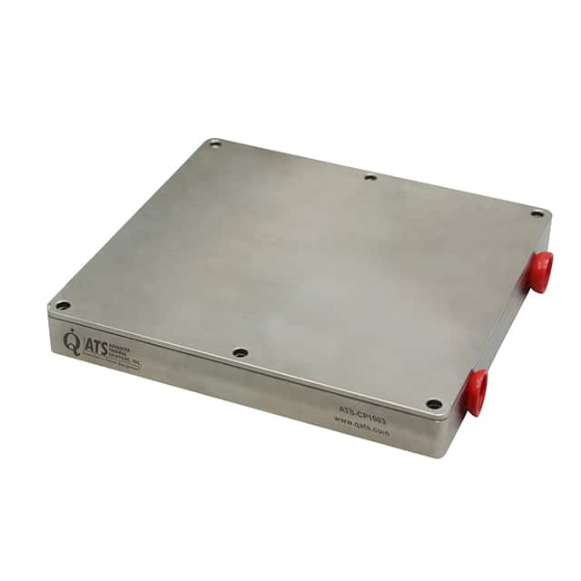 【ATS-CP-1003】MINI CHANNEL COLD PLATE