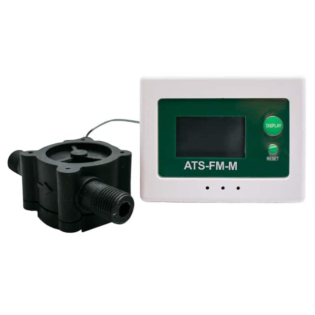 【ATS-FM-M】LCD DISPLAY FLOW TOTALIZER AND F