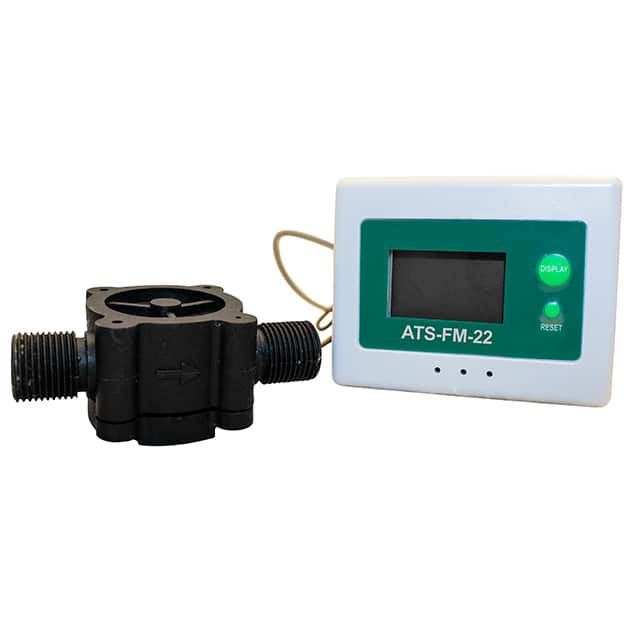 【ATS-FM-22】LCD DISPLAY FLOW TOTALIZER AND F
