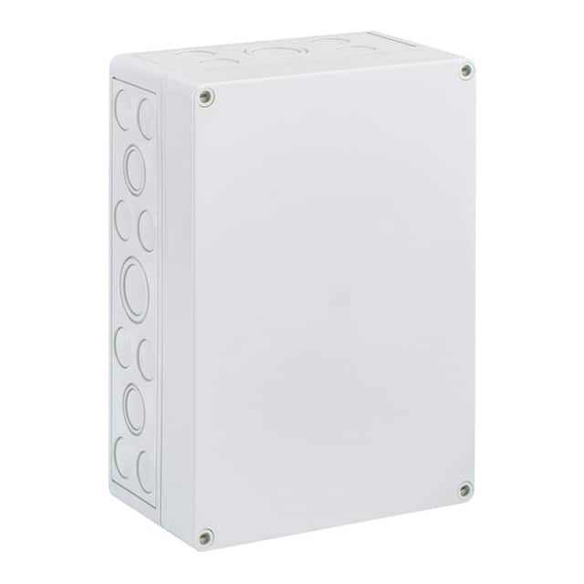 "【127-908】BOX PC GRAY 10""""L X 7.09""""W"