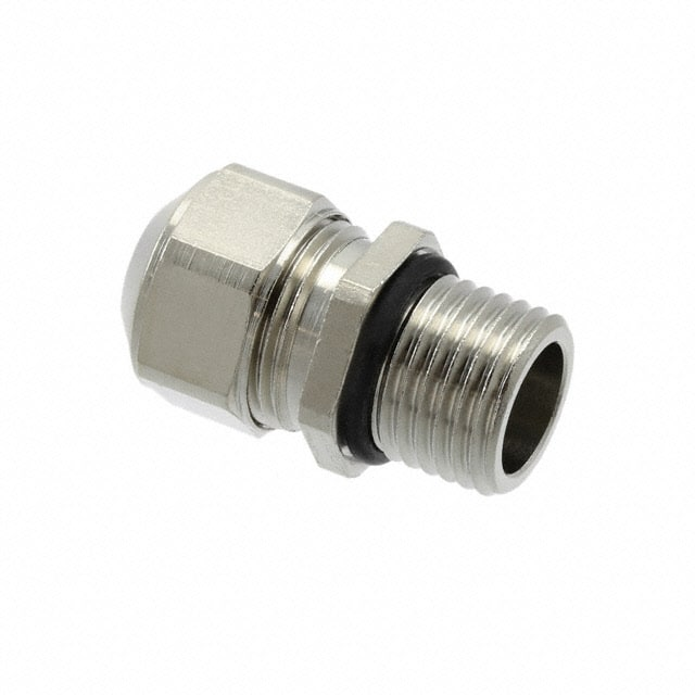 CABLE GLAND 5-6.5MM PG7 BRASS【1100.07.065】