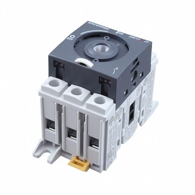 【22003000】SWITCH DISCONNECT 16A DIN RAIL
