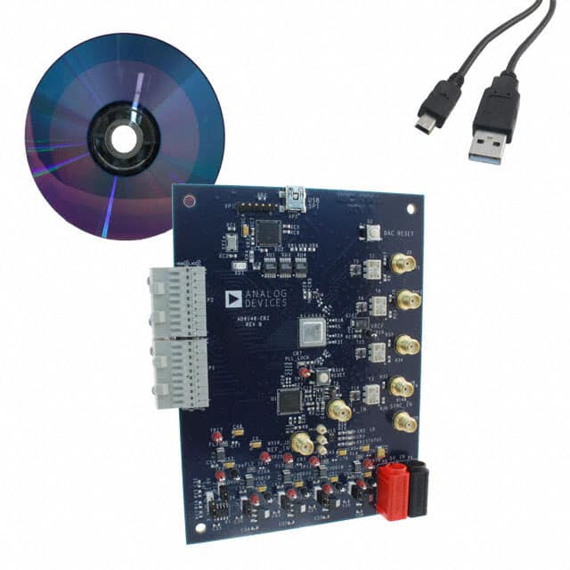 【AD9148-EBZ】BOARD EVALUATION FOR AD9148