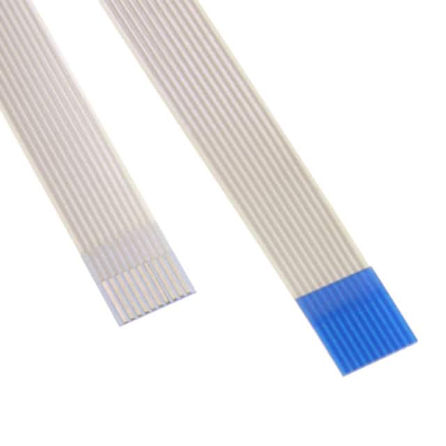 【AFFC-050-10-127-11】CABLE FFC 10POS 0.50MM 5""""