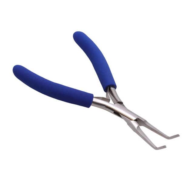 【10312】PLIERS ELEC BENT NOSE 5""""