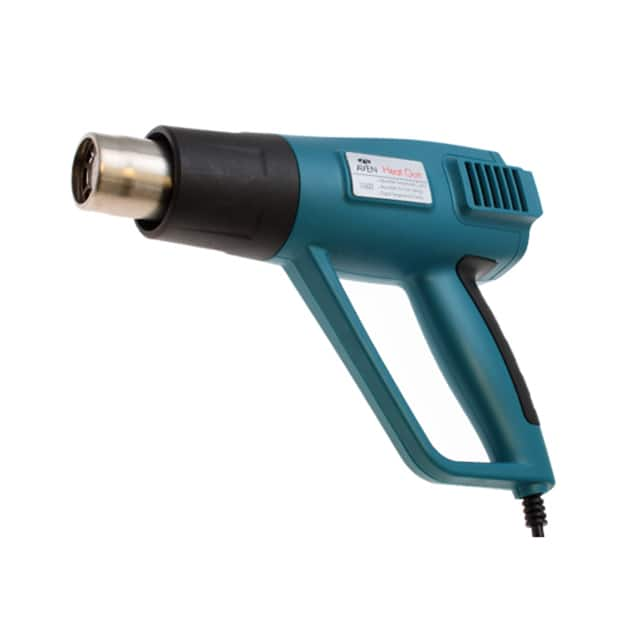 【17602】HEAT GUN 1500W WITH DIGITAL TEMP